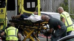 """Serangan teroris"" di Christchurch: 40 orang meninggal, 2 masjid jadi sasaran"