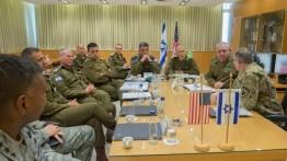 Militer AS: Kami akan terus lindungi Israel