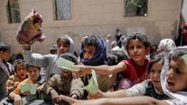 Lebih dari lima juta anak di Yaman berisiko kelaparan