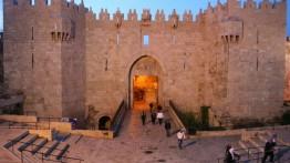 Pejabat Israel serukan penghancuran Benteng Kota Tua Yerusalem