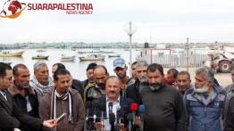 2 nelayan Gaza gugur, 20 lainnya ditangkap dan 37 perahu oleh Israel selama 2017