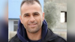 Setelah 32 hari mogok makan, tahanan Palestina ini akhirnya meneguk air