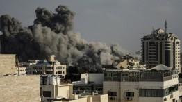 Gaza-Israel siap perang terbuka, 6 warga Gaza dan 3 warga Israel tewas