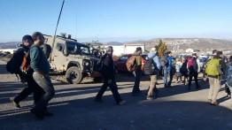 Guna mengejar pemrotes Palestina, pemukim Israel bentuk tim khusus