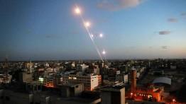 'Jual beli' serangan kembali hiasi langit Gaza