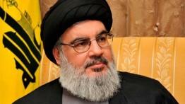 Nasrallah: Kami menyuplai senjata ke Palestina dan Suriah