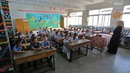 Memasuki tahun ajaran baru, 700 sekolah yang dikelola UNRWA akan dibuka