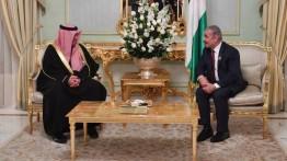 Perdana Menteri Palestina bahas kerjasama dengan Menteri Dalam Negeri Kuwait