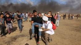 Satu orang meninggal dan 396 luka-luka, dalam aksi 'Jumat Bersatu' Palestina