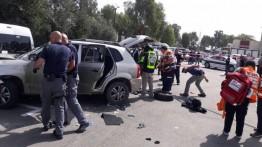 Pemuda Palestina 26 tahun ini tabrak 3 polisi Israel di kota Acre