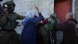 Dua warga luka-luka dan seorang anak ditangkap Israel di Qalqilya