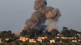 Israel-Rusia serang ISIS di DT Golan