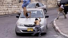 Pemuda Palestina kritis akibat ditabrak pemukim Israel