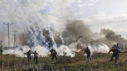 Untuk pertama kali, Israel gunakan drone untuk bubarkan demonstrasi