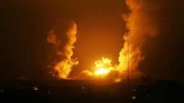 IDF dan Hamas saling balas serangan roket