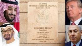 Rincian rencana perdamaian Trump untuk perdamaian Israel-Palestina