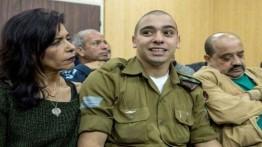 Meskipun terbukti sengaja bunuh warga Palestina, Elor Azaria jalani hukuman ringan dan telah dibebaskan dari penjara