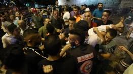 Israel menembak imam Masjid Al-Aqsa