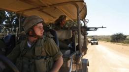 IDF gelar operasi militer di perbatasan lebanon