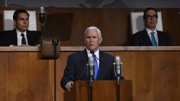 Mike Pence: Pemerintah AS akan relokasi kedubes AS ke Al-Quds sebelum 2020