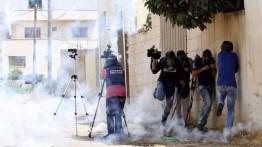 Dua wartawan tewas dan 254 lainnya luka-luka di tangan Israel selama 2018
