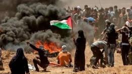 Demonstran Gaza: Demi anak-anak kami yang syahid