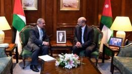 Yordania tolak semua bentuk tawaran perdamaian yang meugikan Palestina