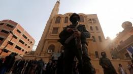 9 tewas dalam serangan bersenjata di gereja Mar Mina, Mesir