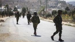 Israel menangkap pendaki Palestina di Lembah Yordan