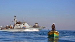 Dituduh masuki area terlarang, Israel tembak 3 nelayan Gaza