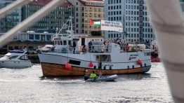Israel deportasi aktivis Freedom Flotilla