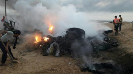 4 warga Palestina gugur dan 618 luka-luka di perbatasan timur Gaza