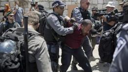 Israel tangkap 16 warga Palestina di Tepi barat