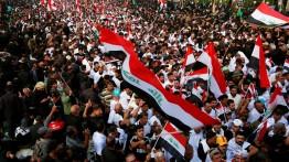 Demonstrasi anti-pemerintahan di Irak telan 550 korban