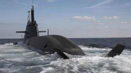 Jerman tunda kesepakatan kapal selam dengan Israel