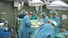 Akibat banyaknya korban luka, Kementerian Kesehatan di Gaza menunda 4000 jadwal operasi
