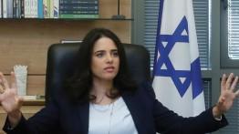 Menteri Kehakiman Israel desak aneksasi sebagian besar Tepi Barat