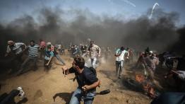 2 gugur dan 246 demonstran Gaza luka-luka akibat peluru IDF