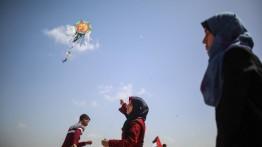 Militer Israel: Tanggapan terbaik terhadap 'layang-layang pembakar' adalah menargetkan lokasi Hamas