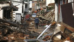 80.000 Bangunan di Israel terancam ambruk akibat gempa