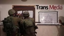 Israel gerebek berbagai kantor media di Tepi Barat