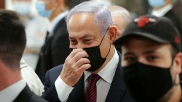 Pasca Kontak dengan Seseorang Terinfeksi COVID-19, Netanyahu Jalani Isolasi Mandiri