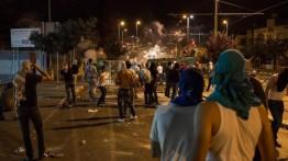 Bentrok dengan Militer Israel di Ramallah dan Hebron, Puluhan Warga Luka-luka