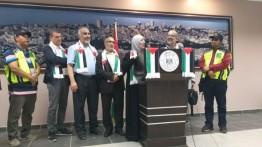 Delegasi Miles of Smiles ke- 37 tiba di Gaza memberikan dukungan untuk warga Palestina