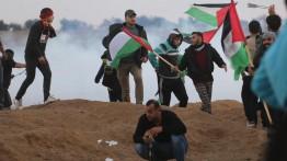 LSM: Sebagian besar demonstran Palestina ditembak di Gaza bukan di sekitar pagar pembatas