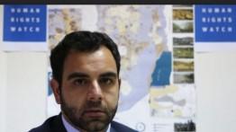 Para Ahli PBB mendesak Israel untuk menghentikan deportasi Pejabat Pengawas HAM