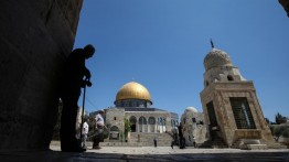 Arab Saudi mengurangi bantuan keuangan untuk Yerusalem