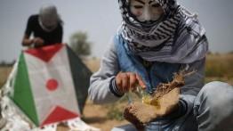 Kewalahan hadapi layangan dan balon pembakar, Pemerintah Israel ultimatum Jalur Gaza