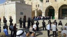 Konsul Israel di New York kunjungi Al-Aqsa: Al-Aqsa milik warga Yahudi