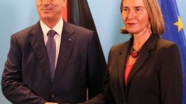 PM Rami Hamdallah serukan Eropa dukung Palestina dan solusi dua negara